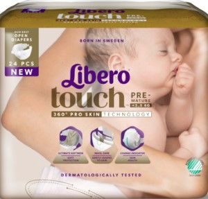 Libero Touch Premature