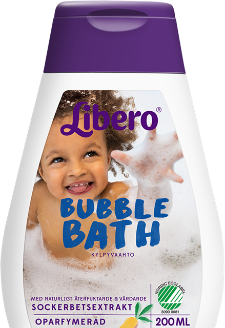 Libero bubble bath 200 ml